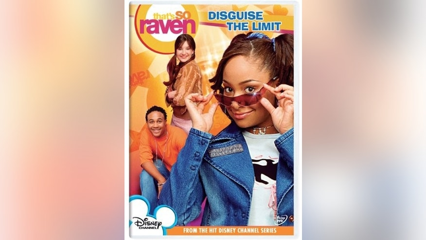 "Former Disney star Orlando Brown, left, is seen on a DVD cover for ""That's So Raven."""