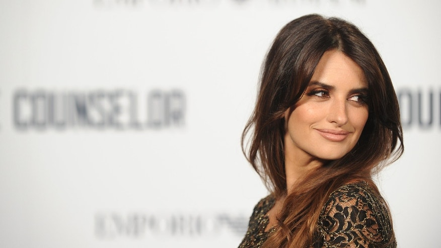 Penelope Cruz in a 2013 file photo.