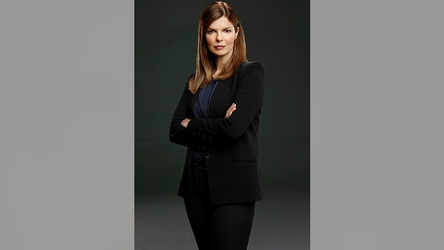"Jeanne Tripplehorn stars as Alex Blake in ""Criminal Minds."""