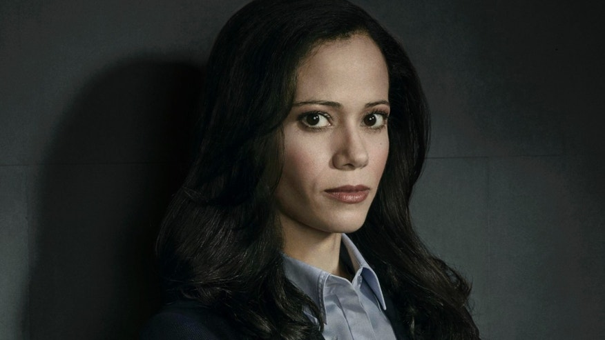 Victoria Cartagena as Renee Montoya.