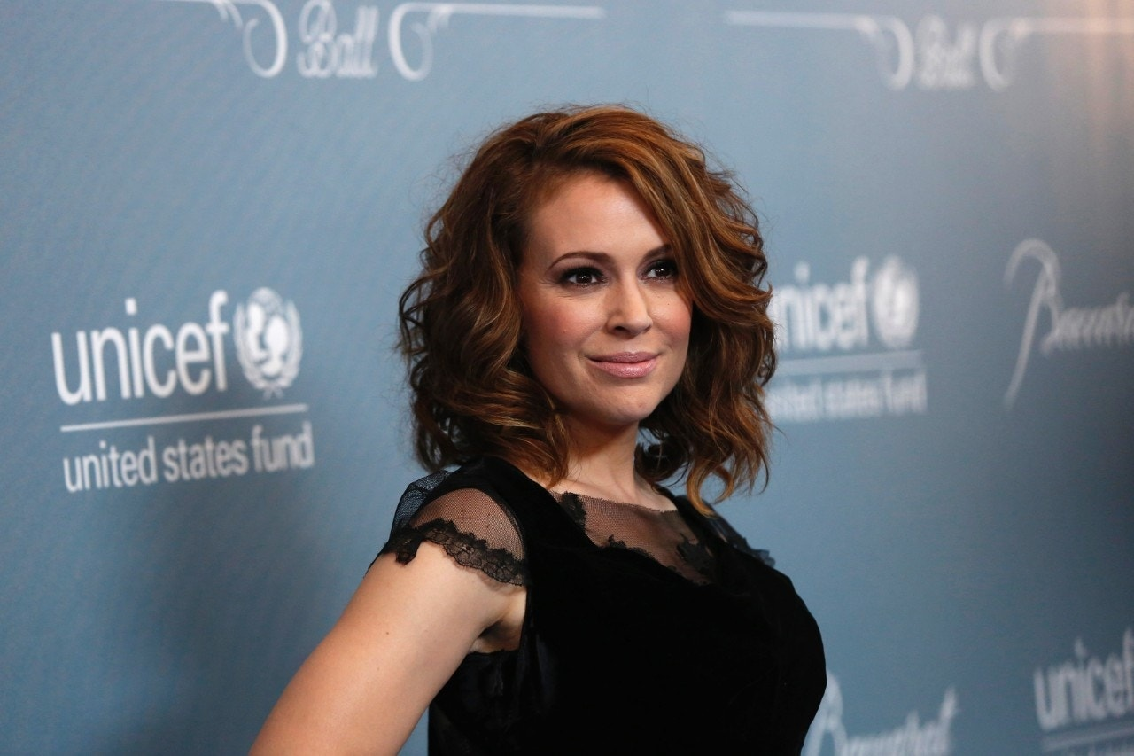 Alyssa Milano is leaving 'Mistresses'