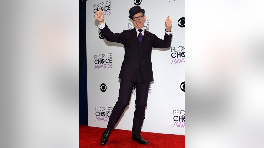 Jan 8, 2014. Paul Feig poses backstage at the 2014 People's Choice Awards in Los Angeles,