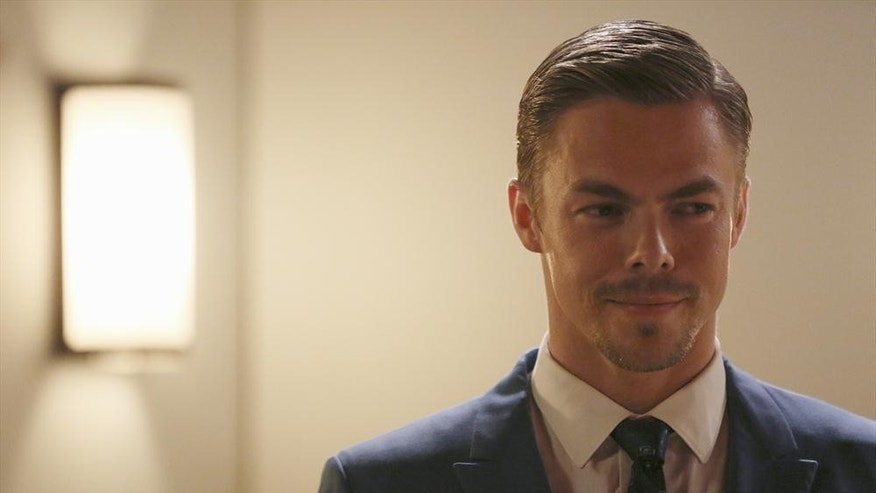 'Dancing With The Stars' stalwart Derek Hough joins the cast of ABC's 'Nashville' as Noah West.  (ABC/Mark Levine)