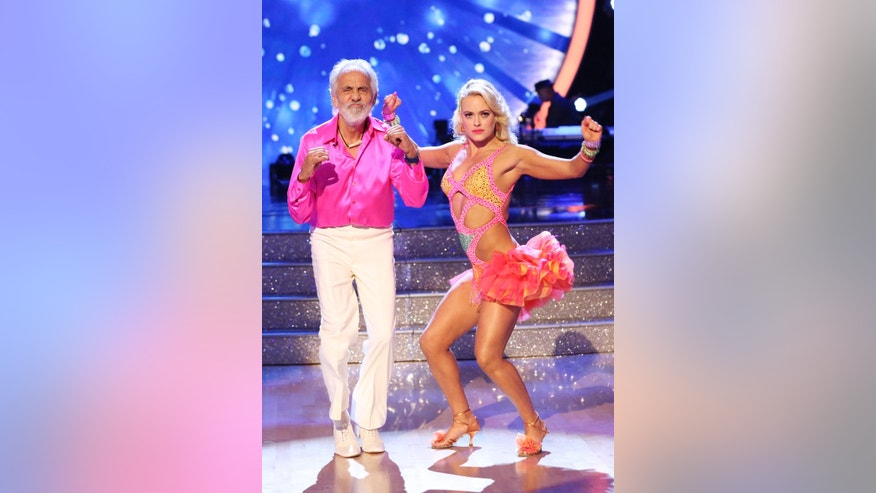 "Sept. 22, 2014. Tommy Chong, left, performs with Peta Murgatroyd on  Dancing with the Stars."" The Nielsen company admitted Friday, Oct. 10, to errors dating back to March in its measurement of television viewing, statistics that serve as the foundation for billions of dollars in advertising spending for the entire broadcast industry."