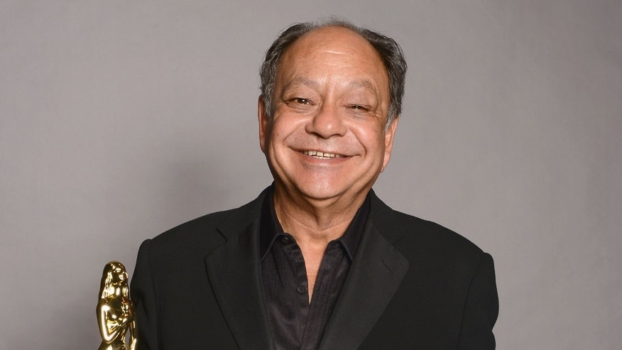 PASADENA, CA - SEPTEMBER 16:  Actor Cheech Marin poses for a portrait during the 2012 NCLR ALMA Awards at Pasadena Civic Auditorium on September 16, 2012 in Pasadena, California.  (Photo by Mark Davis/Getty Images for NCLR)
