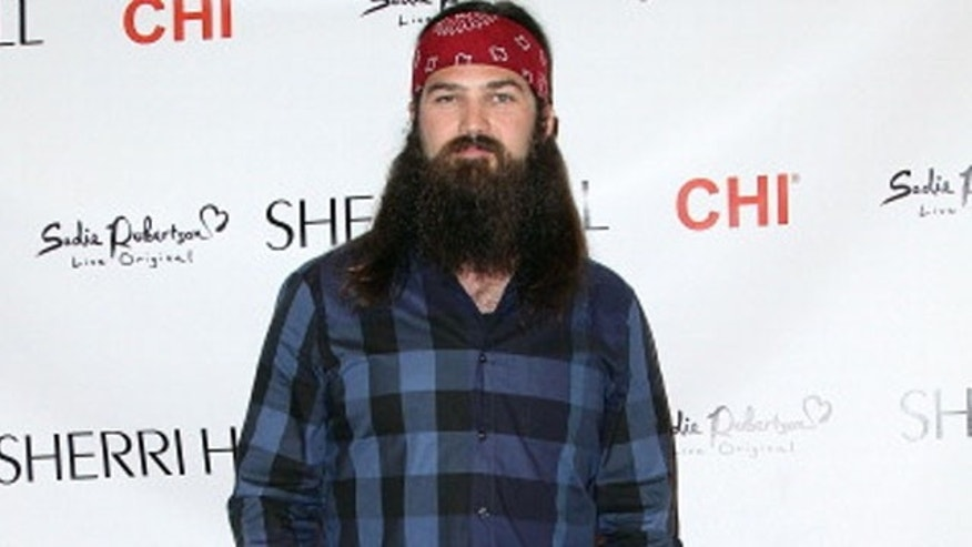 "Jep Robertson from ""Duck Dynasty."""