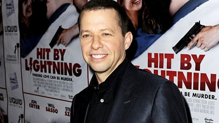 "Jon Cryer from ""Two and a Half Men."""