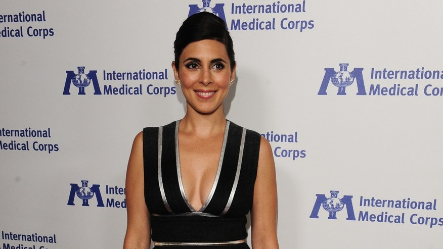 BEVERLY HILLS, CA - OCTOBER 23: Jamie Lynn Sigler attends the International Medical Corps Annual Awards with NYLON at the Beverly Wilshire Four Seasons Hotel on October 23, 2014 in Beverly Hills, California. (Photo by Amy Graves/Getty Images for NYLON)