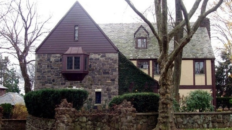 This Staten Island house, featured in the 1972 film classic 'The Godfather' is now for sale at a listed price of $2.89 million. (Connie Profaci Realty)