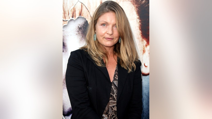 Actress Sheryl Lee.