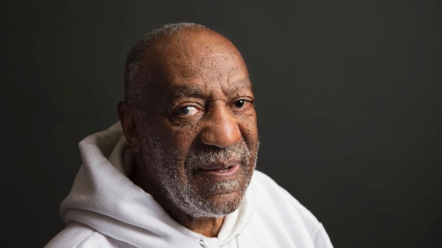 FILE - In this Nov. 18, 2013 file photo, actor-comedian Bill Cosby poses for a portrait in New York. (Photo by Victoria Will/Invision/AP, File)