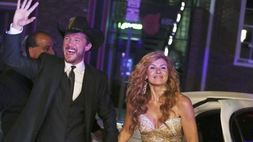 Connie Britton and Will Chase on ABC's 'Nashville' (ABC/Mark Levine)