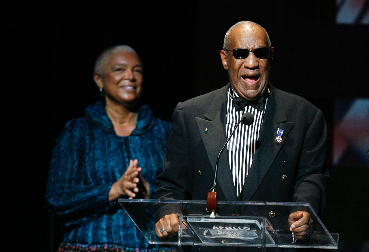 Bill Cosby's wife Camille subject of compassion, anger regarding husband's sex abuse scandal