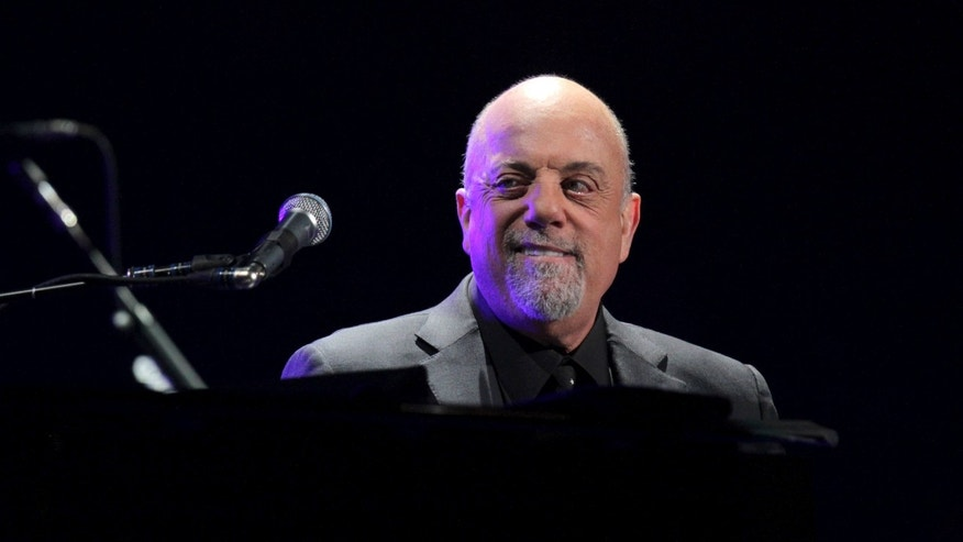 Jan. 27, 2014. Billy Joel performs his first show of his Madison Square Garden residency, in New York.