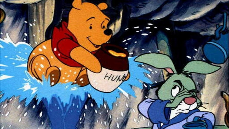 Polish town bans Winnie the Pooh mascot from playground for being hermaphrodite