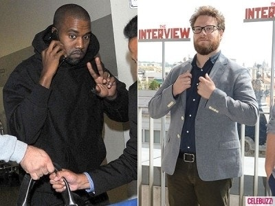 Seth Rogen: Kanye kept my wife and I in a limo for two hours