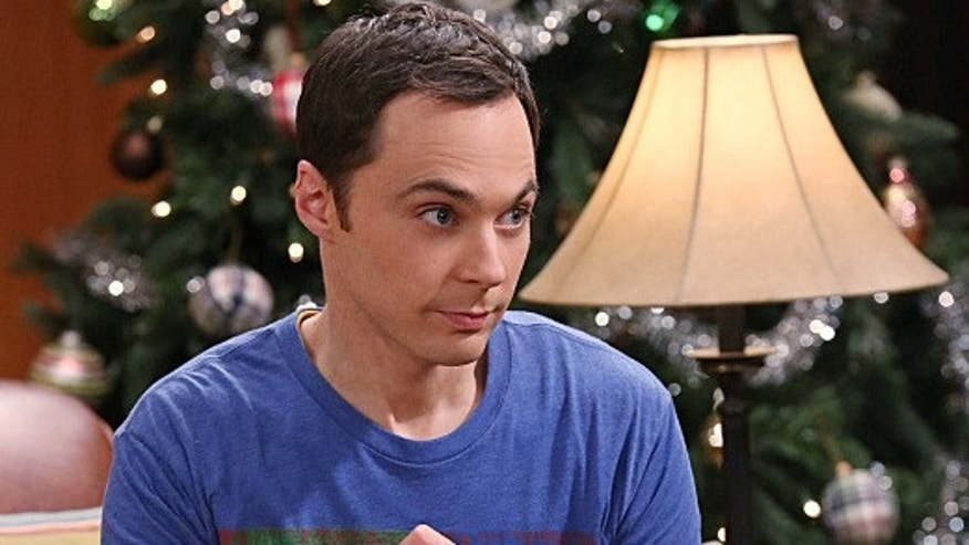 Sheldon, played by Jim Parsons on 'The Big Bang Theory.' (Sonja Flemming/CBS)