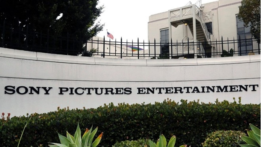 Dec. 2, 2014: Sony Pictures Entertainment headquarters in Culver City, Calif. (AP)