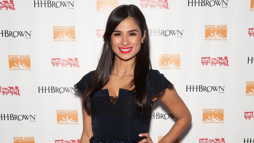 Diane Guerrero in a December 2013 file photo.