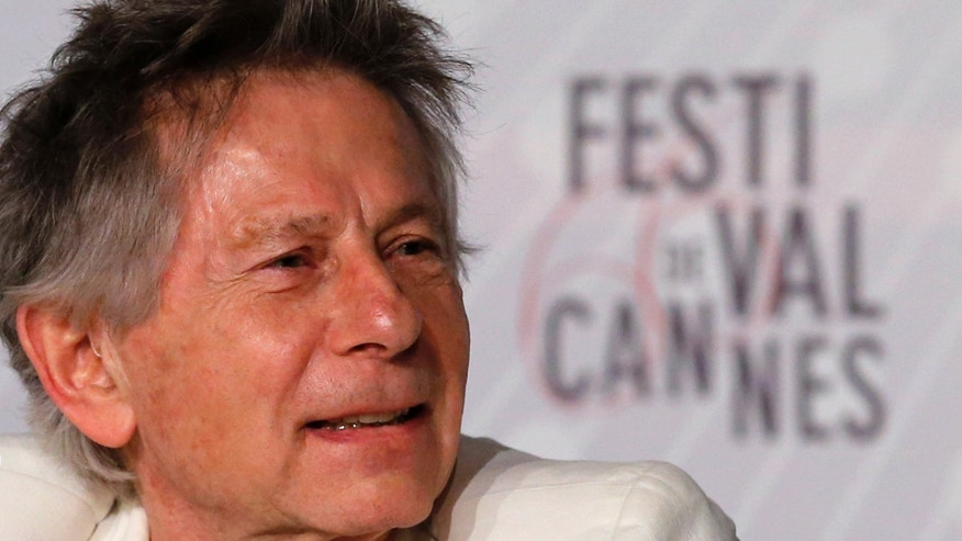 "Director Roman Polanski attends a news conference for the film ""La Venus a la Fourrure"" (Venus in Fur) during the 66th Cannes Film Festival in Cannes May 25, 2013.              REUTERS/Jean-Paul Pelissier (FRANCE  - Tags: ENTERTAINMENT HEADSHOT)   - RTXZZY6"