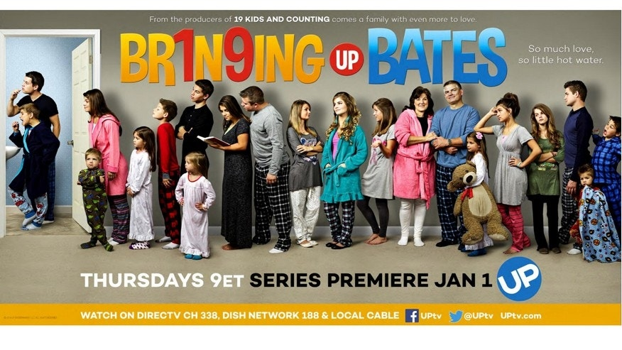 """Bringing Up Bates"" premieres on Jan. 1, 2015 on UP."