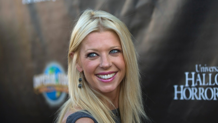 September 19, 2014. Tara Reid poses at the 2014 Eyegore Awards at Universal Studios Hollywood in Universal City, California.