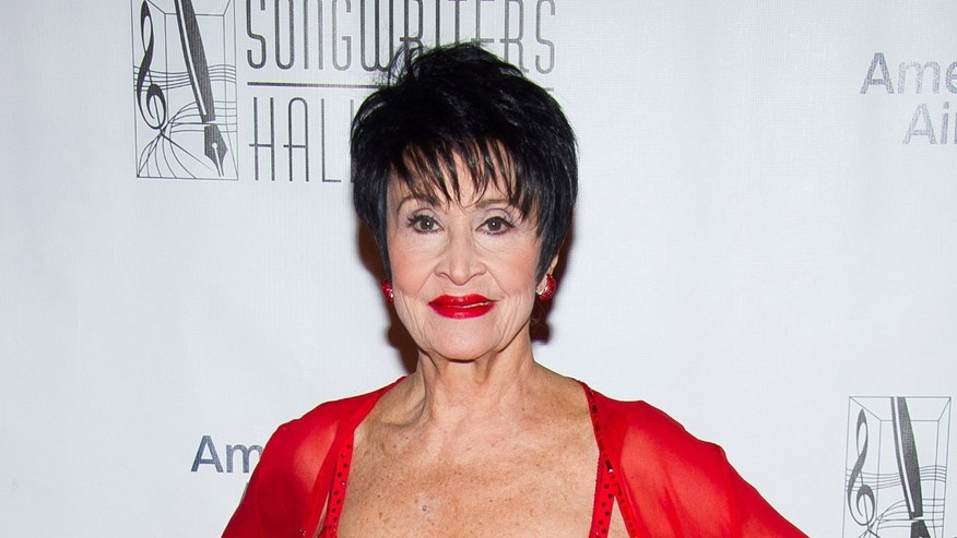 Actress-singer Chita Rivera attends the Songwriters Hall of Fame Awards in New York. Rivera said Thursday, Jan. 8, 2015, that âThe Visit,â with music by Fred Ebb and John Kander, and a story by playwright Terrence McNally, will open at the Lyceum Theatre this spring. Tony Award winner Roger Rees will co-star as her love interest. (Photo by Charles Sykes/Invision/AP, File)