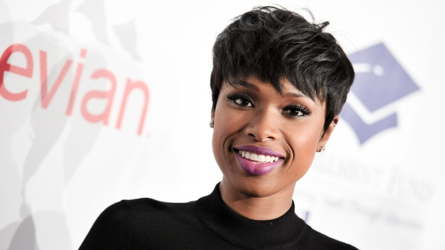 Oct. 14, 2014. Jennifer Hudson arrives at The 20th Annual Fulfillment Fund Stars Benefit Gala in Beverly Hills, Calif.