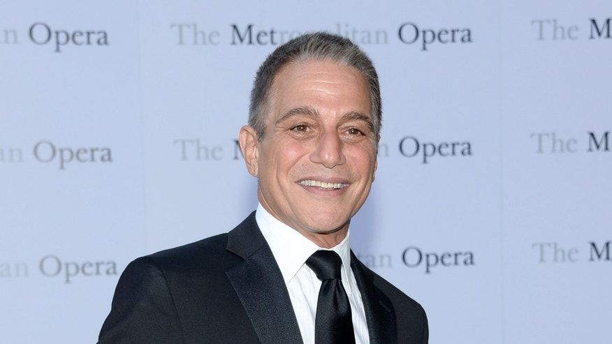 "Sept. 22, 2014. Tony Danza attends the Metropolitan Opera 2014-15 season opening production of Mozart's ""Marriage of Figaro"" at Lincoln Center in New York."