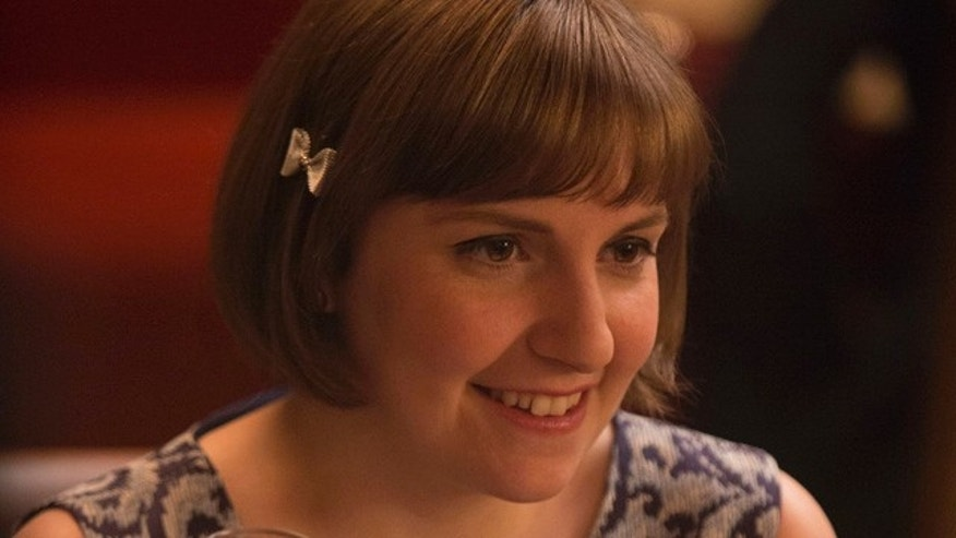 Lena Dunham as Hannah Horvath on HBO's 'Girls' (Courtesy HBO)