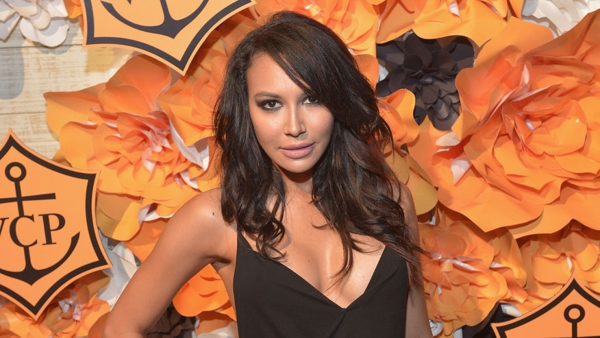 Naya Rivera at The UNICEF Dia de los Muertos on October 30, 2014 in Los Angeles, California.