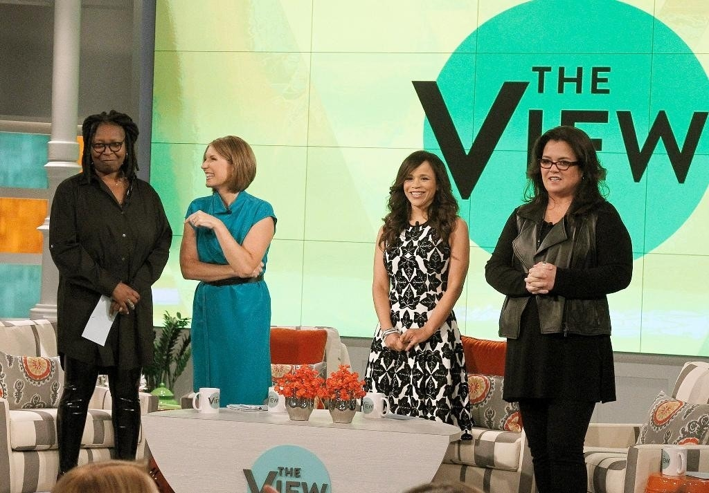 Source: 'The View' is a 'sinking ship,' could be canceled