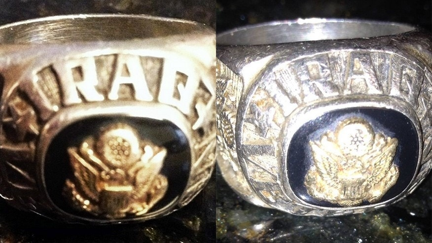 The ring that Sunny Sweeney helped reunite with its owner.