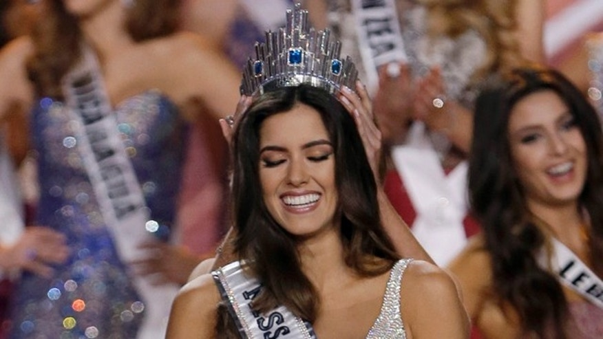 Miss Universe Paulina Vega: Miss Colombia Crowned Miss Universe, Miss USA Runner-up