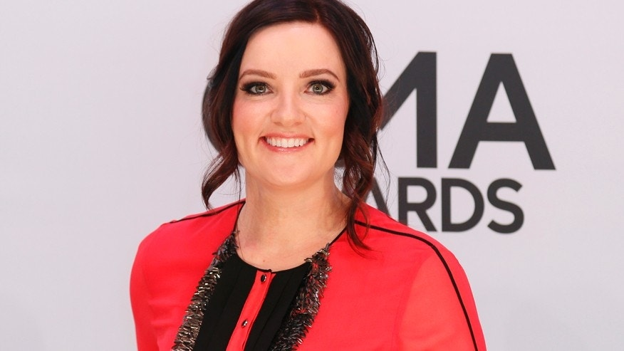 Singer-songwriter Brandy Clark arrives at the 47th Country Music Association Awards in Nashville, Tennessee November 6, 2013.