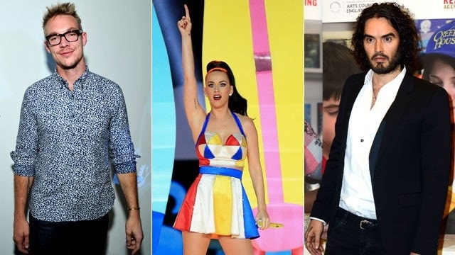 Katy Perry's exes react to her Super Bowl show