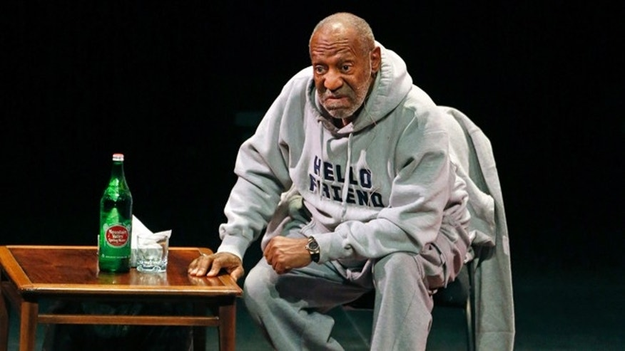 Jan. 17, 2015. Bill Cosby performs at the Buell Theater in Denver.