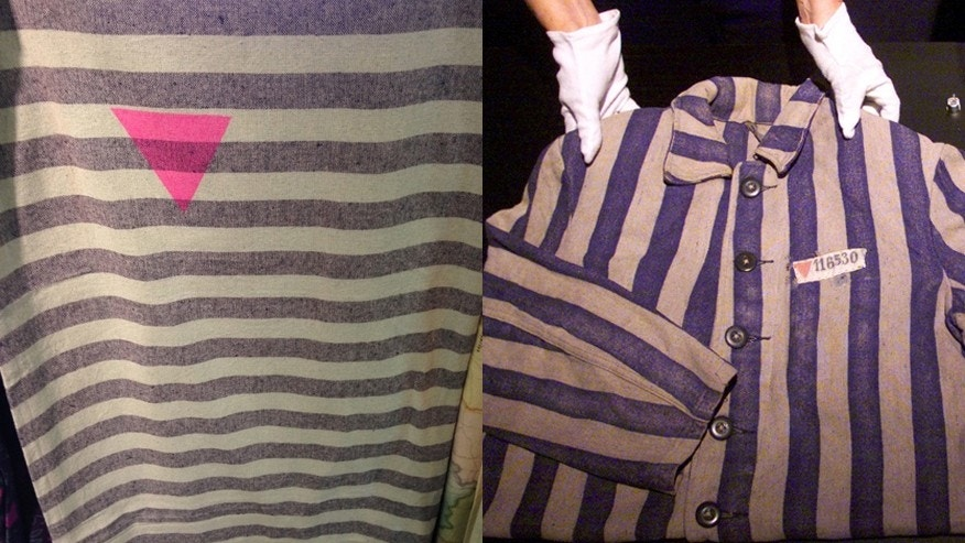 Urban Outfitters under fire for tapestry 'eerily' similar to concentration camp uniform