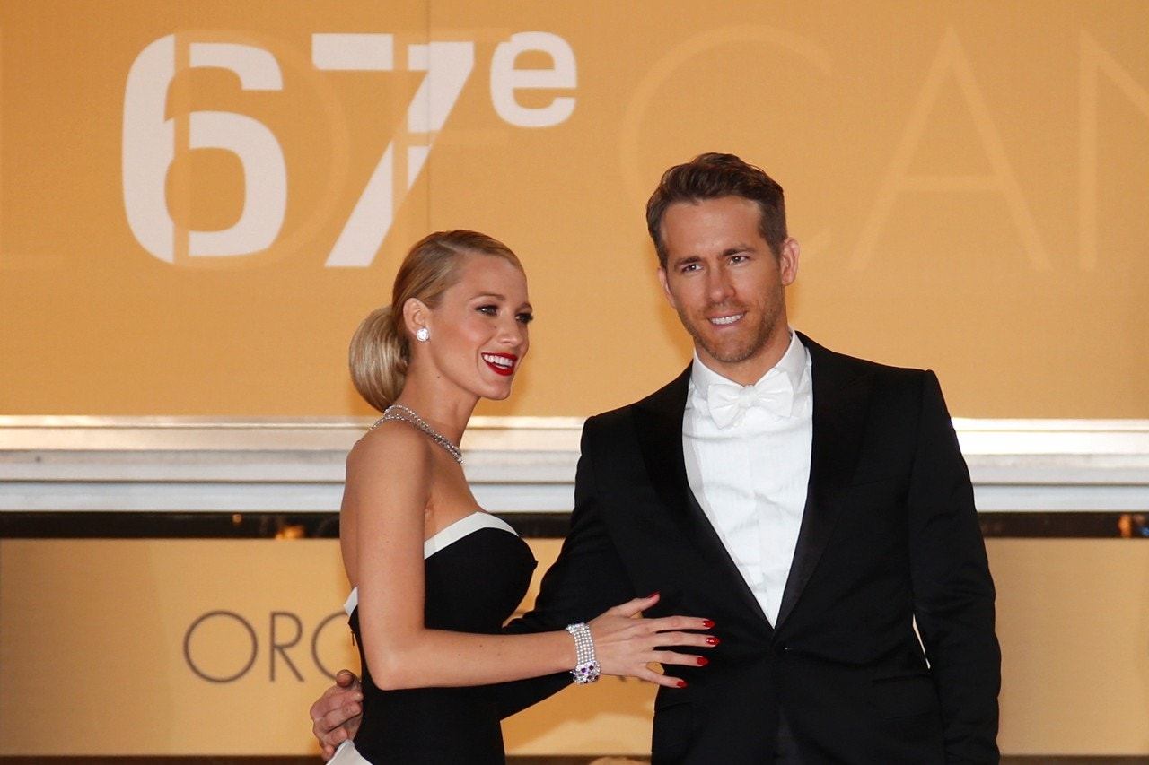 Is this Blake Lively and Ryan Reynolds' real baby name?