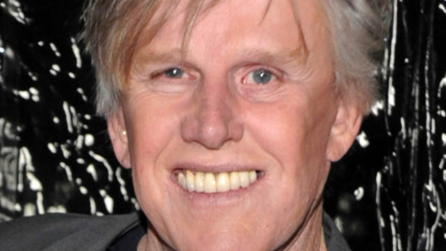 "Dec. 8, 2009: Gary Busey arrives at the premiere of the feature film ""Crazy Heart"" in Beverly Hills, Calif."