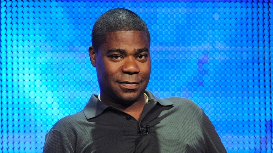 August 7, 2010.Tracy Morgan at the HBO summer Television Critics Association press tour in Beverly Hills, California.