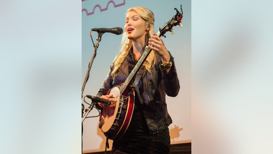 "Ashley Campbell during the VIP film screening of ""Glen Campbell: I'll Be Me,"" at the Park West in Chicago."