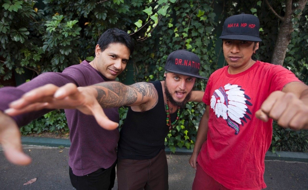 Guatemalan musicians perform hip hop in Mayan language to make it cool for youth   Fox News
