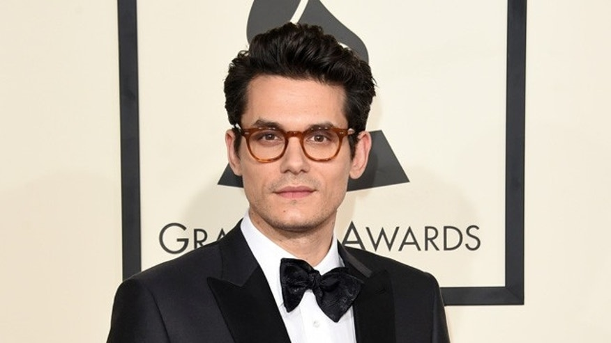 LOS ANGELES, CA - FEBRUARY 08:  Musician John Mayer attends The 57th Annual GRAMMY Awards at the STAPLES Center on February 8, 2015 in Los Angeles, California.  (Photo by Jason Merritt/Getty Images)