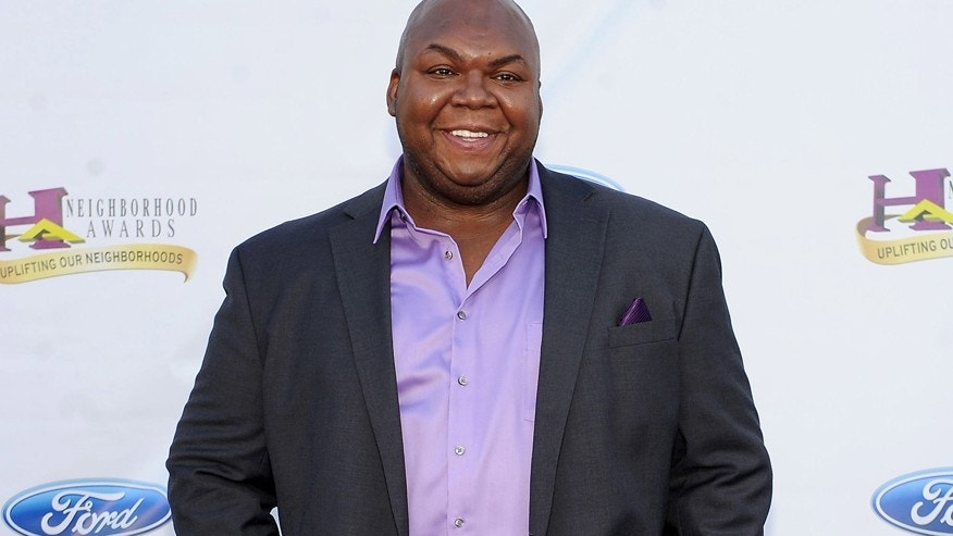FILE - This Aug. 10, 2013 file photo released by Ford Motor Company shows actor Windell Middlebrooks at the 11th Annual Ford Neighborhood Awards in Las Vegas, Nev.