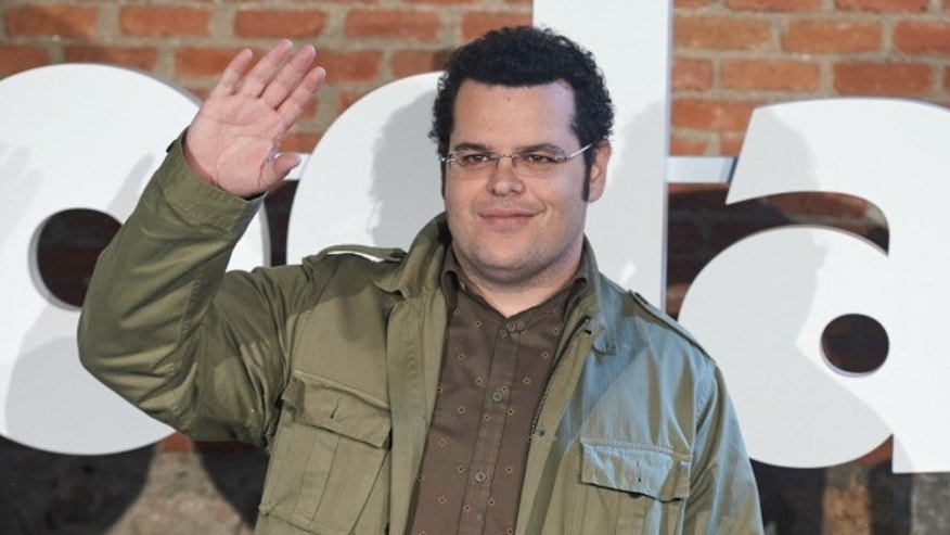 "Josh Gad who voices Olaf in ""Frozen."""