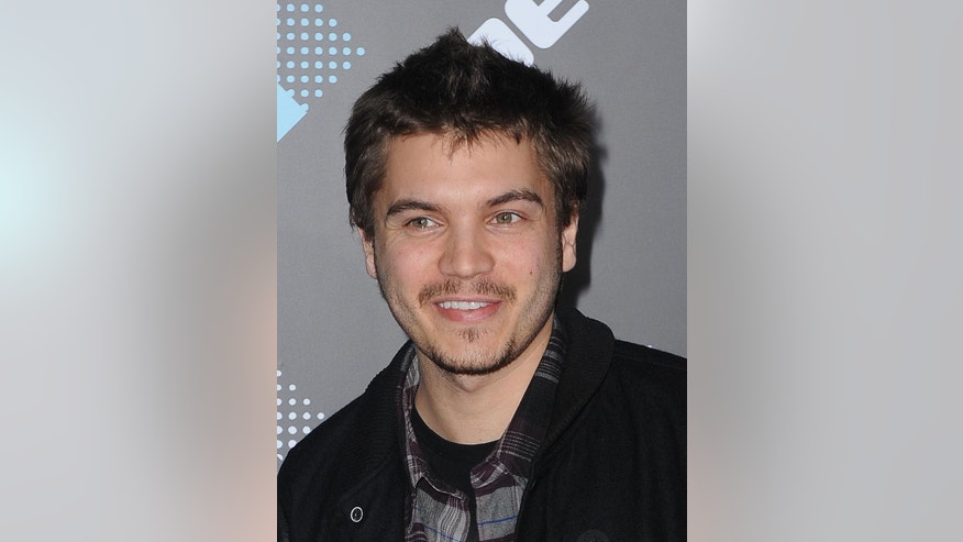 File-This April 20, 2011, file photo shows Emile Hirsch arriving to The T-Mobile Sidekick 4G Launch Party in Beverly Hills, Calif. Hirsch is making his first court appearance since being charged with assault for allegedly putting a studio executive in a chokehold and dragging her across a nightclub table while he was in Utah for the Sundance Film Festival. Hirsch was charged last month with aggravated assault, which is punishable by up to five years in prison and a $5,000 fine. He is also facing a misdemeanor count of intoxication. (AP Photo/Katy Winn, File)