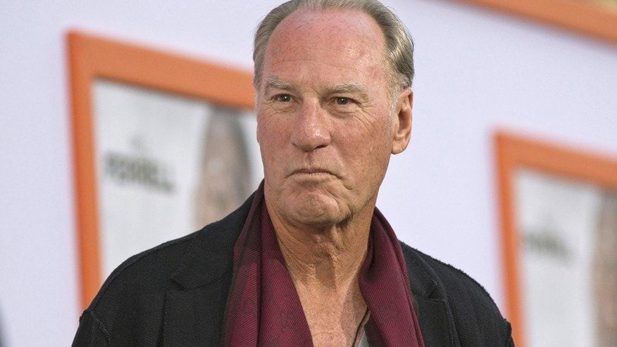 "Cast member Craig T. Nelson poses at the premiere of ""Get Hard"" at the TCL Chinese theatre in Hollywood, California March 25, 2015."