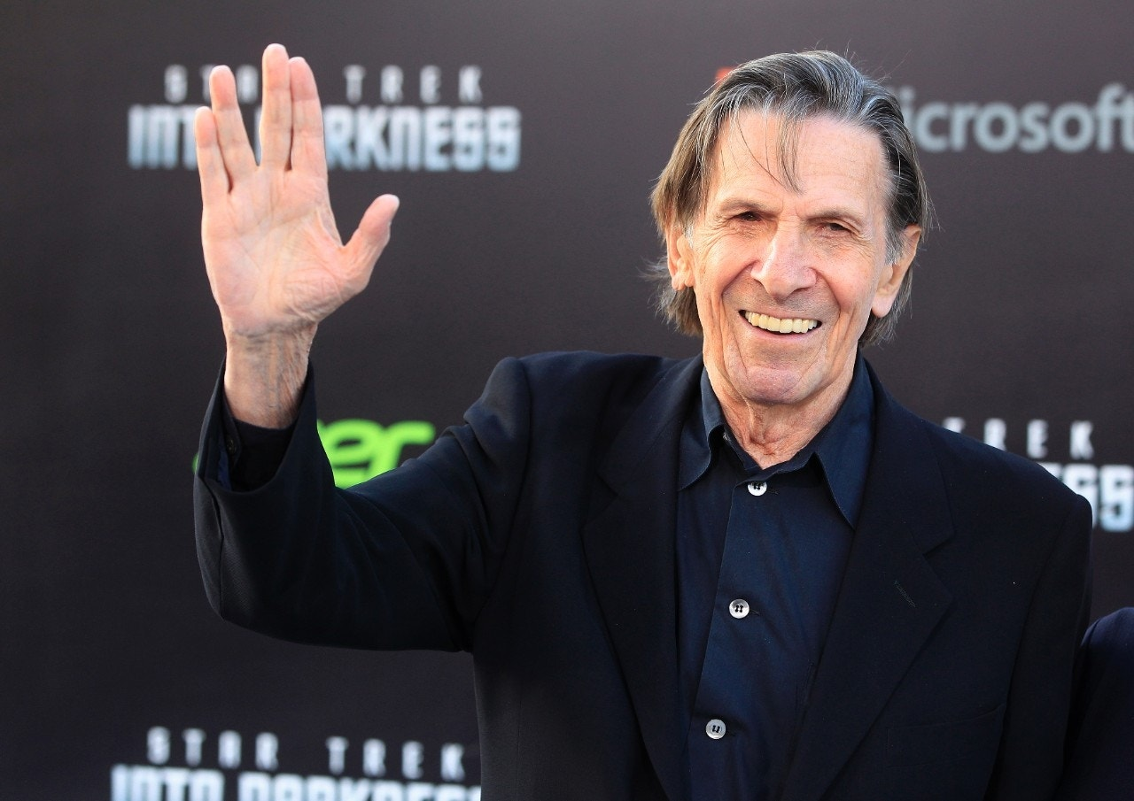 Leonard Nimoy's son planning documentary about his father