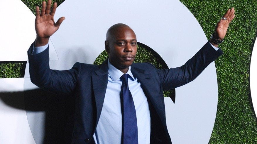 Dave Chappelle attends the GQ 2014 Men of the Year Party in West Hollywood, California December 4, 2014. REUTERS/Phil McCarten (UNITED STATES - Tags: ENTERTAINMENT) - RTR4GT54